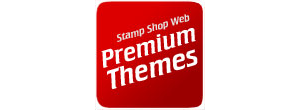 Choose from 5 of our premium themes to upgrade your site from the standard themes shared throughout Stamp Shop Web customers.